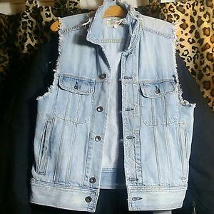 Rag & Bone The Boyfriend Beckton Vest